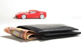 Platba za auto