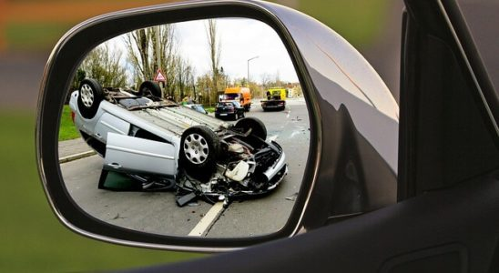 automobilová nehoda