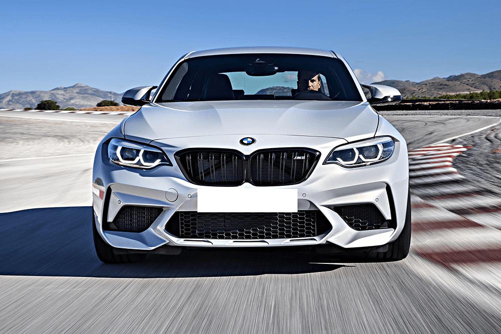 BMW M2 vhodný vůz