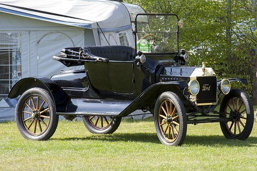 Ford Model T od Henry Ford