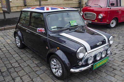 Mini Cooper z 50 let 20 století