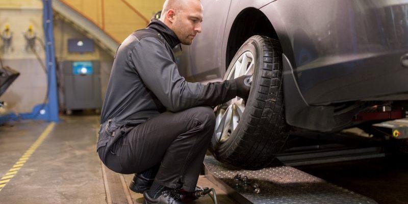 Jak správně přezout pneumatiky