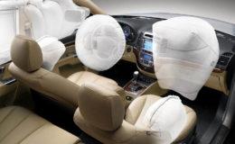 Jak fungují airbagy