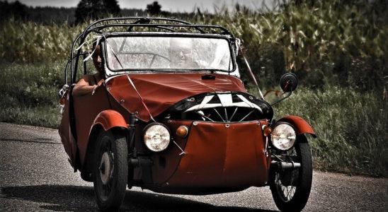 Velorex auto