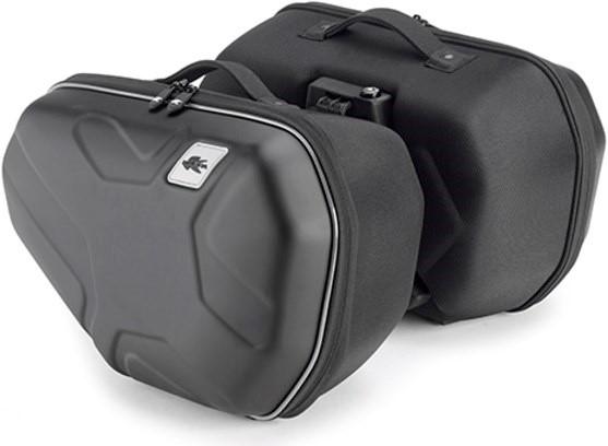 Moto tašky na sedadlo