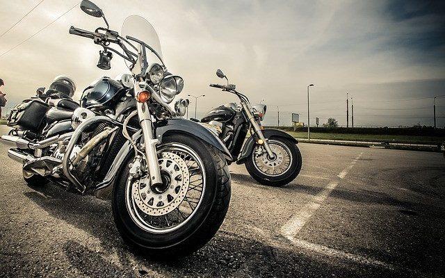 Výlet na motorce